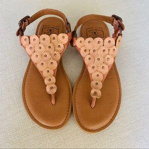 Lucky Brand Filomena Flat Sandals
